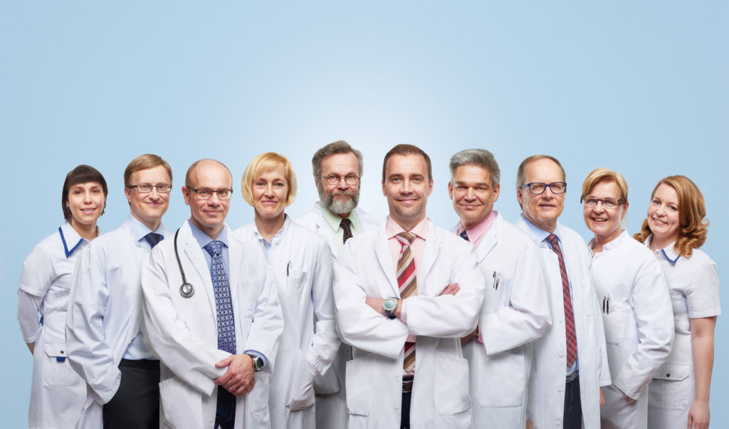 Ведущие финские эксперты в лечении рака простаты