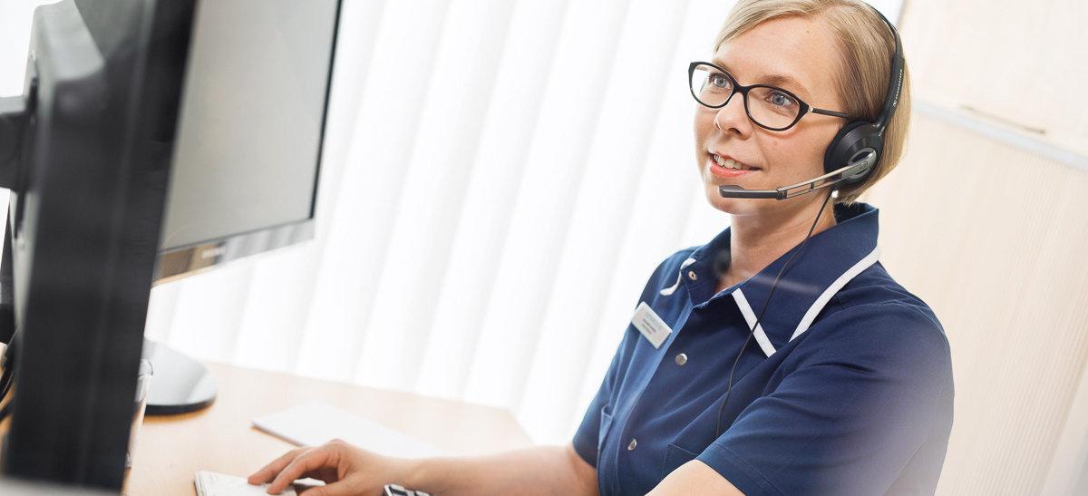 Nordic Client Manager Johanna Baarman