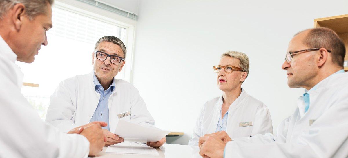 Lääkärit kokoontuvat puhumaan