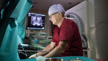 HDR-brakyhoito Docrates Syöpäsairaalassa