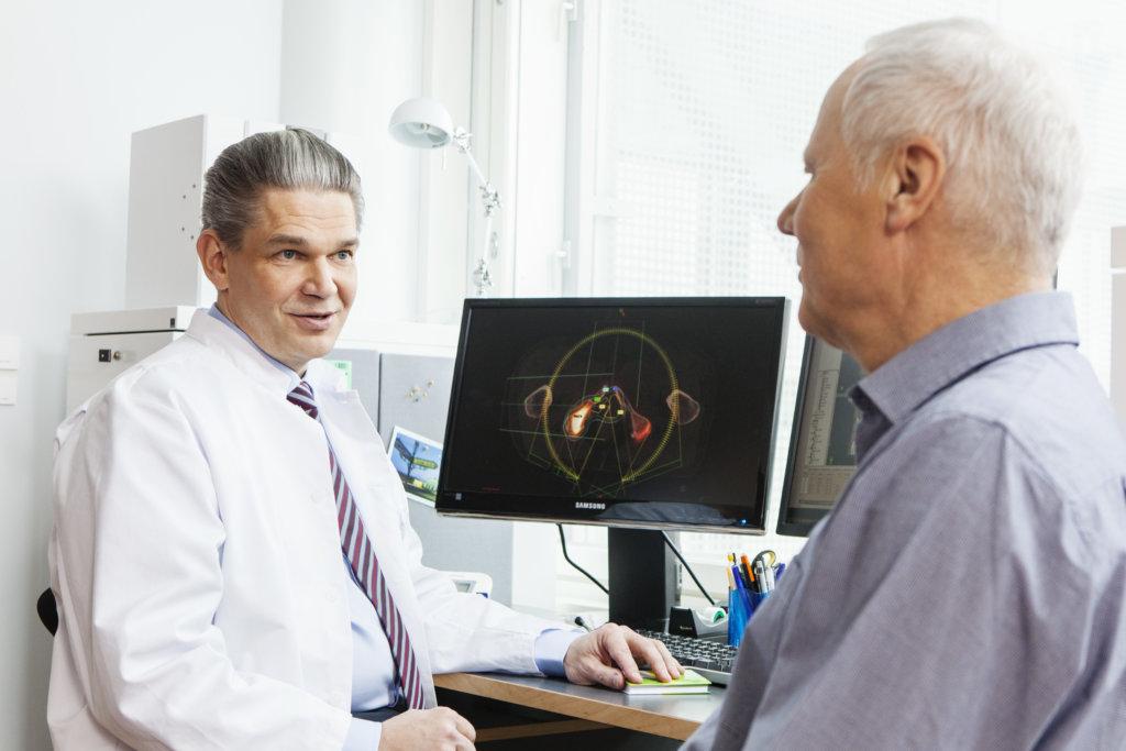 Новые методы лечения рака простаты