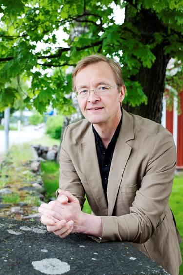 Ravitsemusterapeutti Reijo Laatikainen