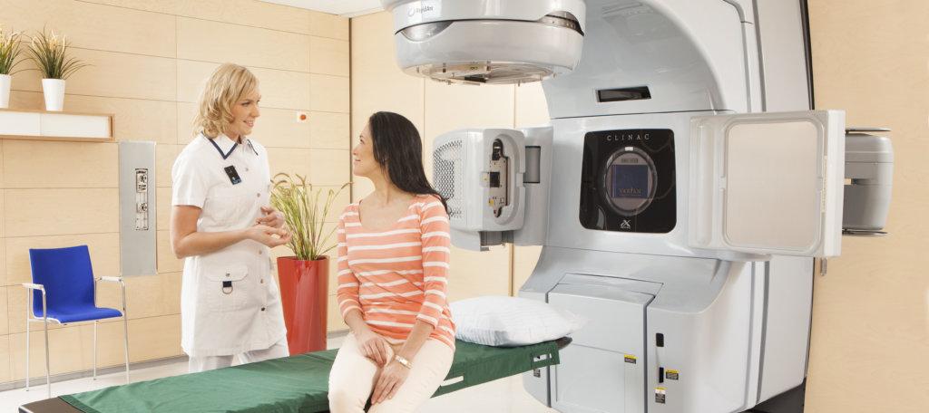 Принцип работы оборудования лучевой терапии