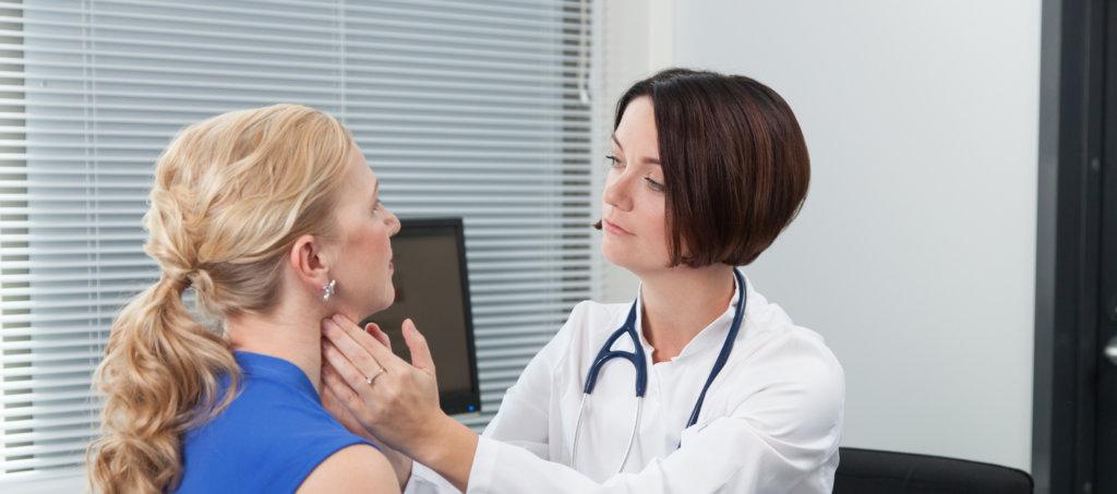 Клиника рака щитовидной железы