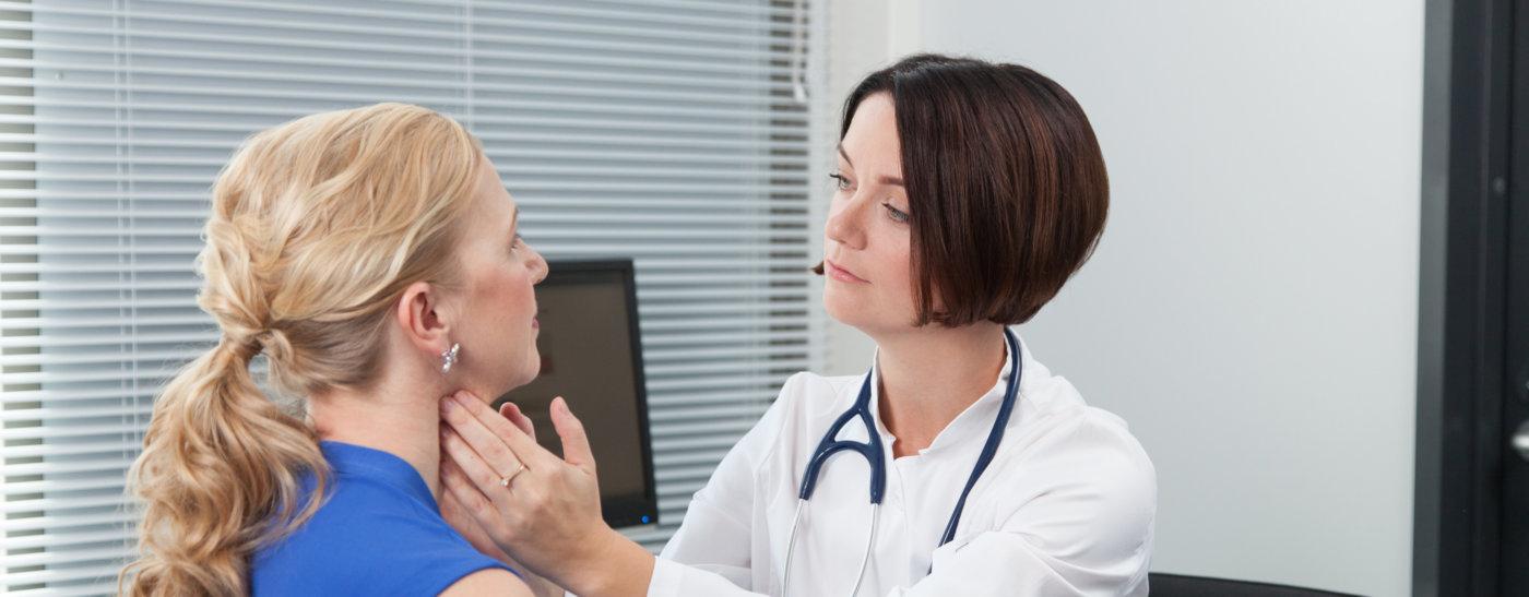 На Прикарпатті смертність від раку щитоподібної залози – найвища в Україні