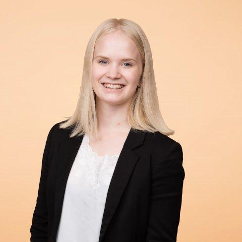 Markkinointi- ja viestintäassistentti Susanna Rantonen