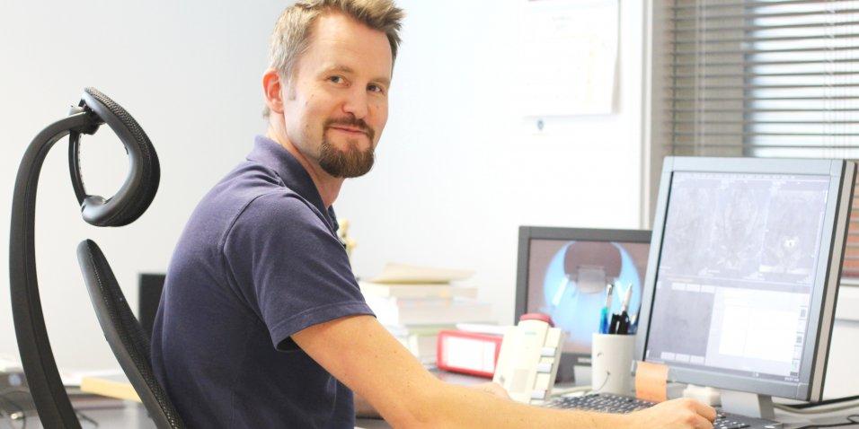 Röntgenhoitaja Jarno, Docrates Syöpäsairaala