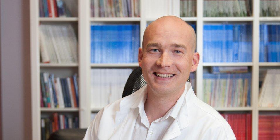 Sairaalafyysikko Timo Kiljunen