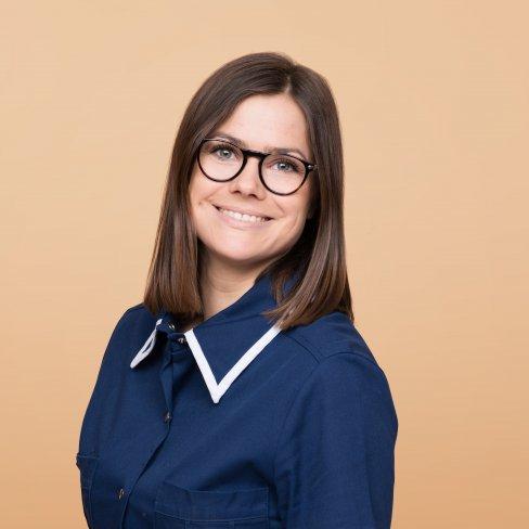 Röntgenhoitaja Kirsi Vuorisalo