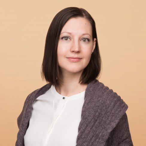 Markkinointi- ja viestintäjohtaja Ella Kirjasniemi