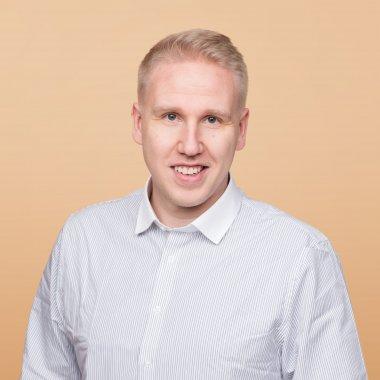 Järjestelmäasiantuntija Ville Johansson