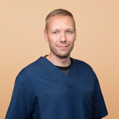 Sairaanhoitaja, Koordinoiva hoitaja Magnus Sjöroos