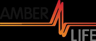 Amber life logo