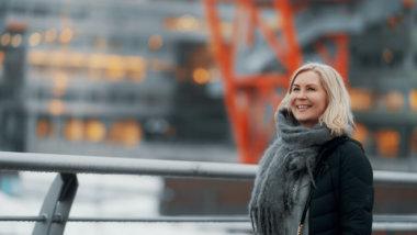 Jaana Nurmi potilaan kokemus rintasyöpä