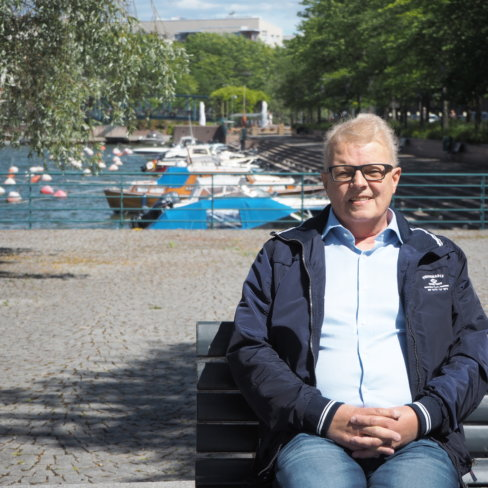 Lennart eturauhassyöpäpotilaan tarina