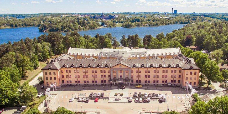 Hotell Radisson Frösundavik